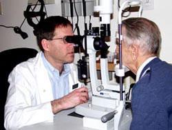 אילו בדיקות יבצע רופא-העיניים לאיבחון גלאוקומה